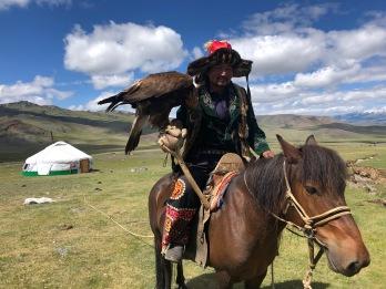 Mogolia Eaglehunters