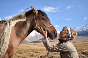 Tamar Valkenier - Horse